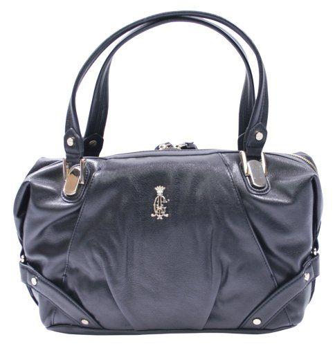 d4177efac2f9 CHRISTIAN AUDIGIER Ed Hardy Penelope Womens Handbag Black  54.99 ...