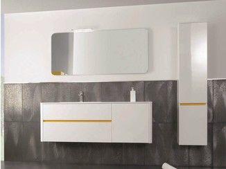 Cassetti Bagno ~ Mobile lavabo con ante con cassetti qu mobile lavabo