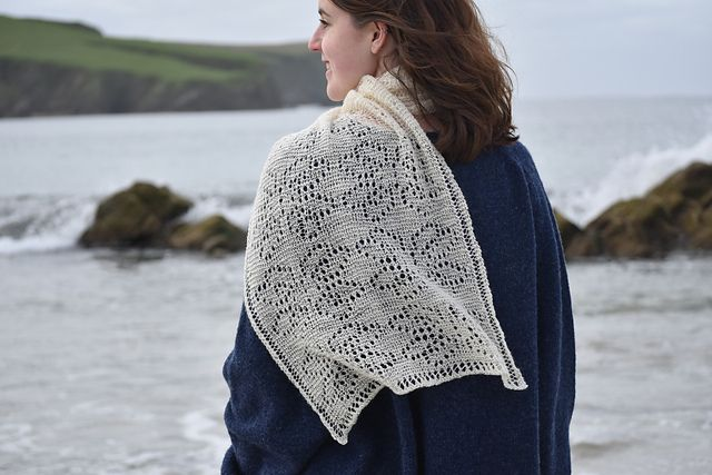 Ravelry Recently Added Knitting Patterns Lace Settings