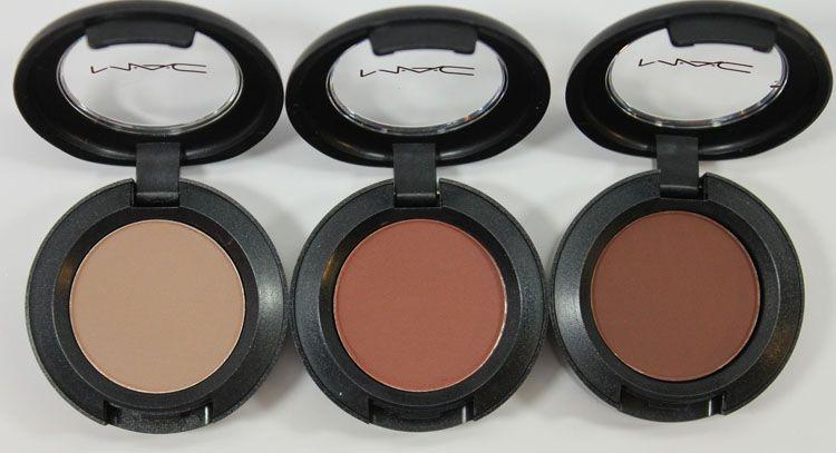 Favorit Seven Neutral MAC Eyeshadows You Need - Vampy Varnish Wedge, Soft  UG78