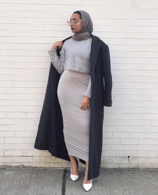 776ed8a208 Pinterest: @adarkurdish | Hijab outfits | Hijab fashion, Fashion ...
