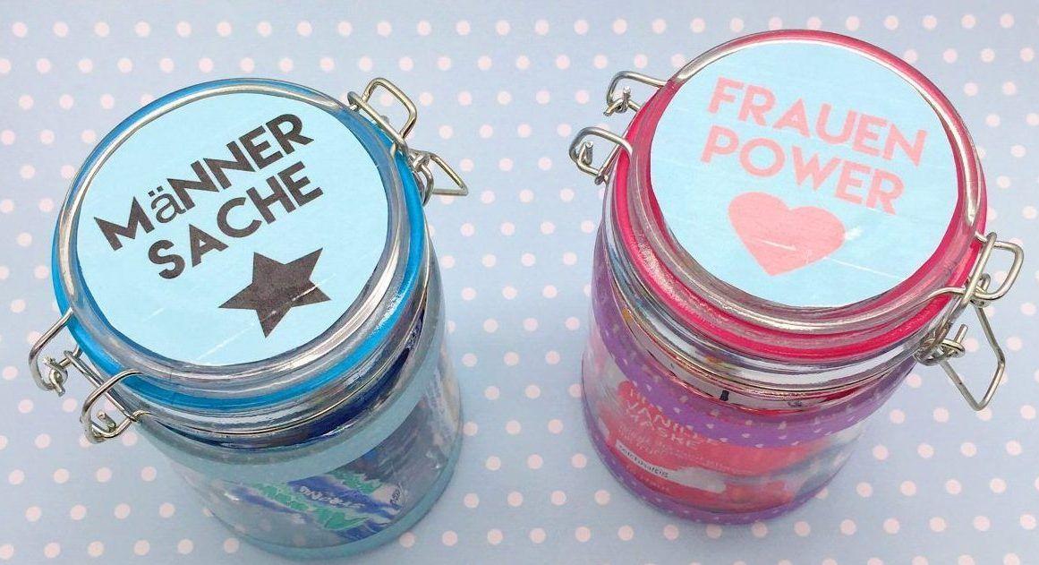 DIY Geschenke im Glas selber machen #teacherchristmasgiftideas