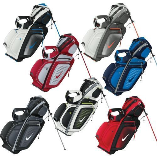 New For 2017 Nike Golf Performance Hybrid Carry Stand Bag Various Colours