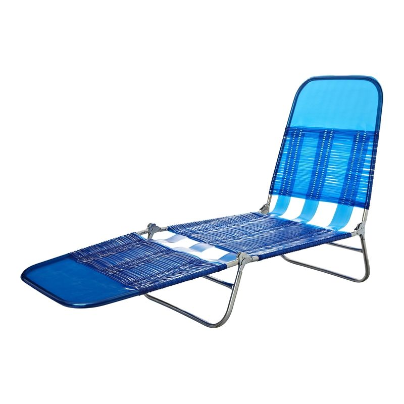Sommersault Assorted Banana Steel Sunlounge I N 3191416