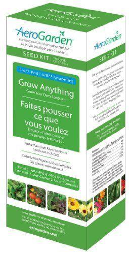Aerogarden Grow Anything 1Season Kit Garden Lawn Supply 640 x 480