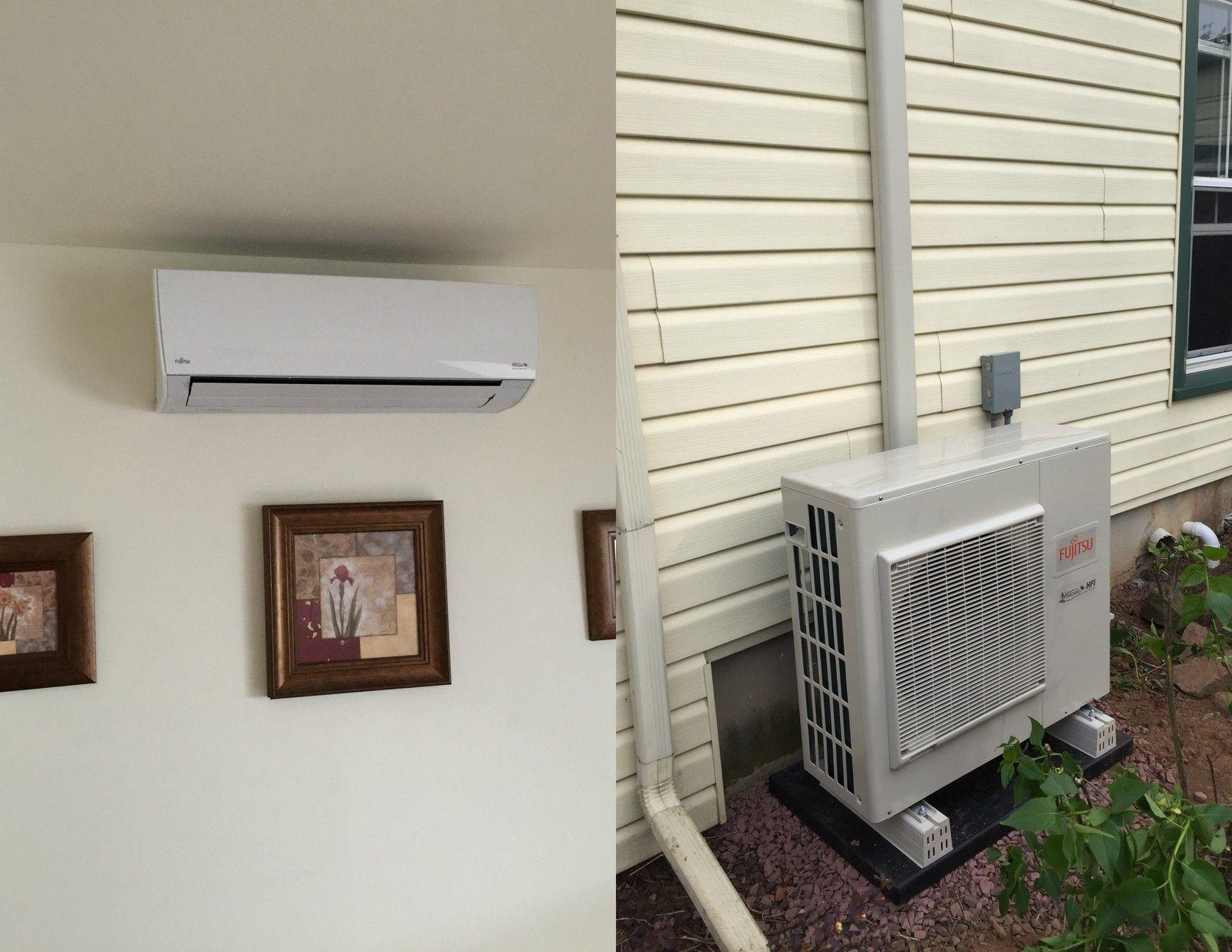 Image result for mini split installation Central air