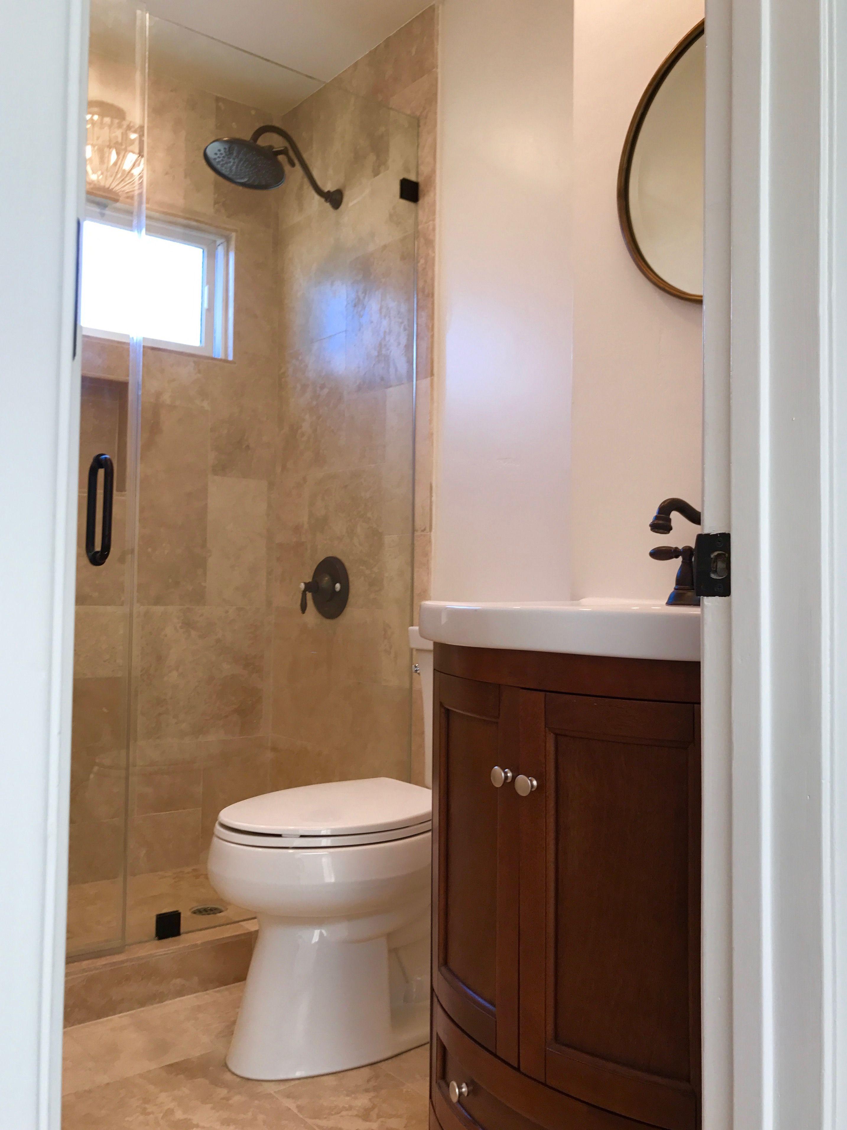 Small bathroom idea   Beautiful small bathrooms, Shower ...