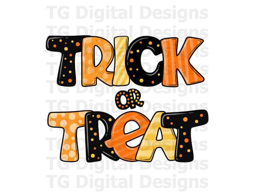Halloween Png Trick Or Treat Png Halloween Sublimation Halloween Shirt Png Tshirt Design Halloween Designs Halloween Print File Halloween Prints Halloween Design Etsy Printables