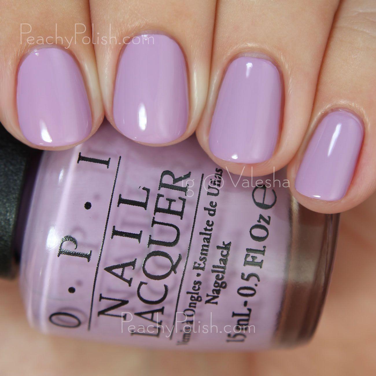 OPI Purple Palazzo Pants   Fall 2015 Venice Collection   Peachy ...