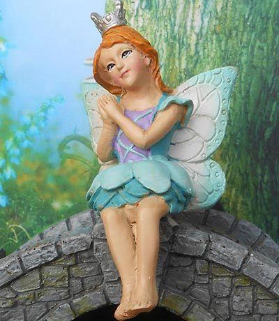 Mini Princess Fairy - Blue