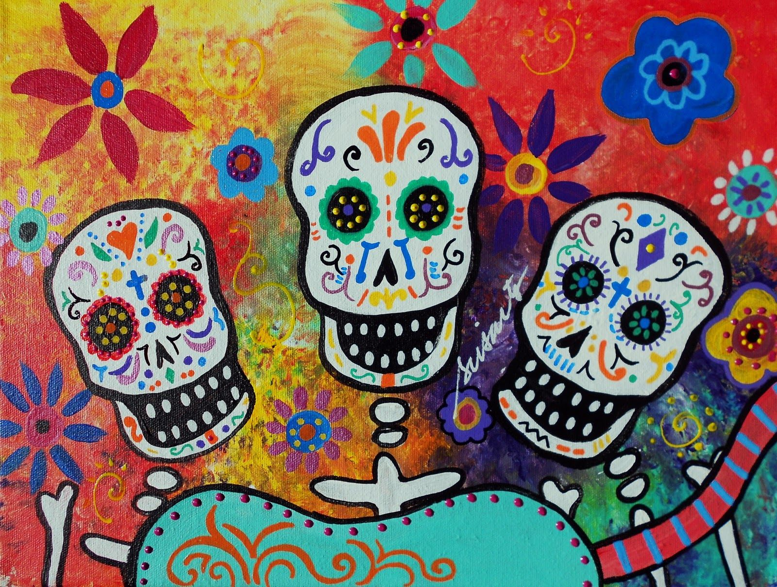 paintings mexican artists | ... Artist Pristine Cartera-Turkus ...