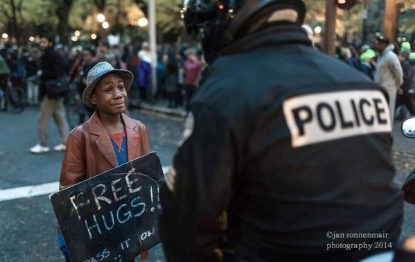 Welcome To Twitter Login Or Sign Up Free Hugs Black Lives Matter Protest Ferguson Protest