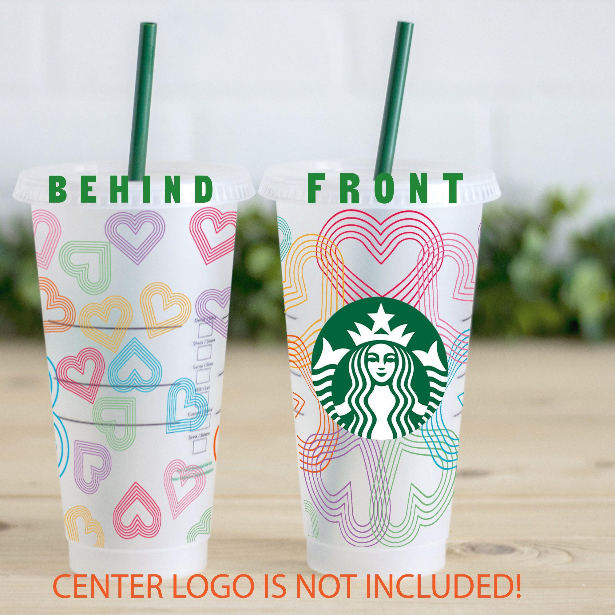 Starbucks Cup Starbucks Bts 3 Sty Leenti Cup 24 Oz Instant Download Starbucks Cup Svg Png Eps Zip