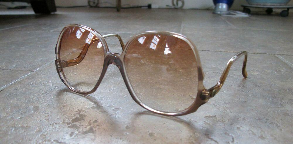 Diane Von Furstenberg Womens Vintage Sunglasses Alpha Retro