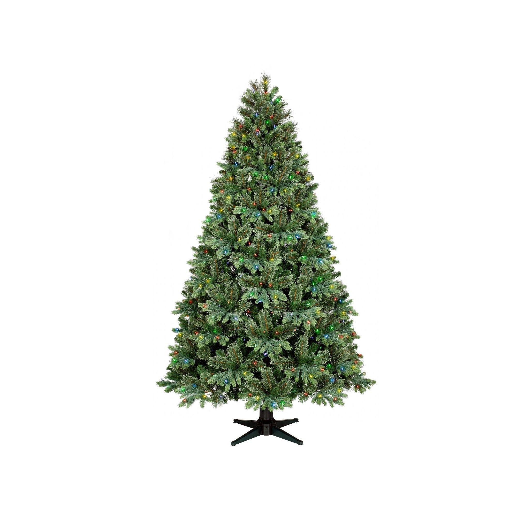 Philips Led Christmas Tree: Philips 7.5' Prelit Artificial Christmas Tree Balsam Fir