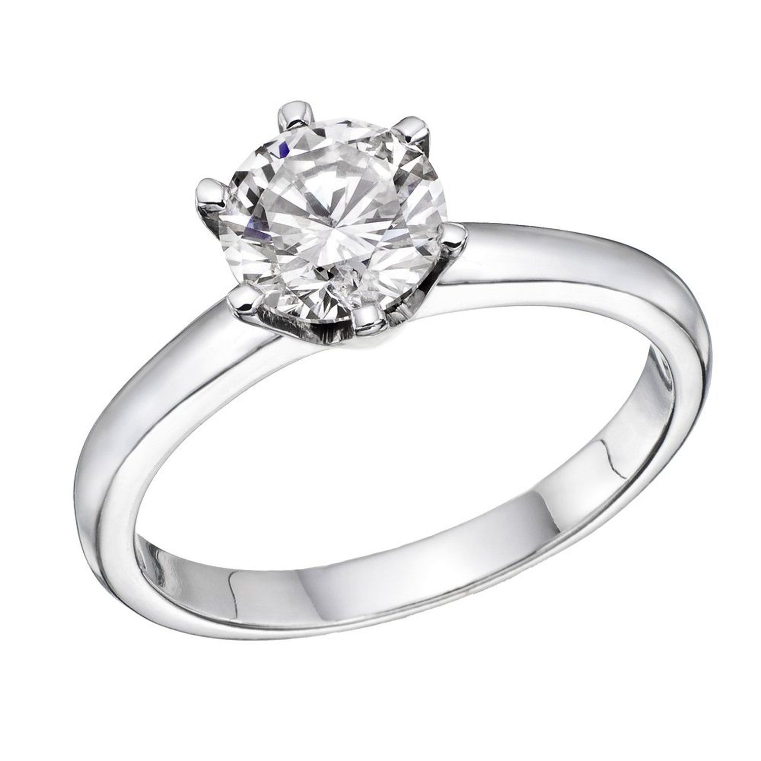 1.00 ct GIA Certified Diamond Engagement Ring in 14k White Gold (1.00 ct, J Color, SI2 Clarity) Meticulously crafted in 14k white-gold, This exclusive design by NATURAL DIAMOND is available to you directly from the source. This  Read more http://cosmeticcastle.net/1-00-ct-gia-certified-diamond-engagement-ring-in-14k-white-gold-1-00-ct-j-color-si2-clarity/  Visit http://cosmeticcastle.net to read cosmetic reviews