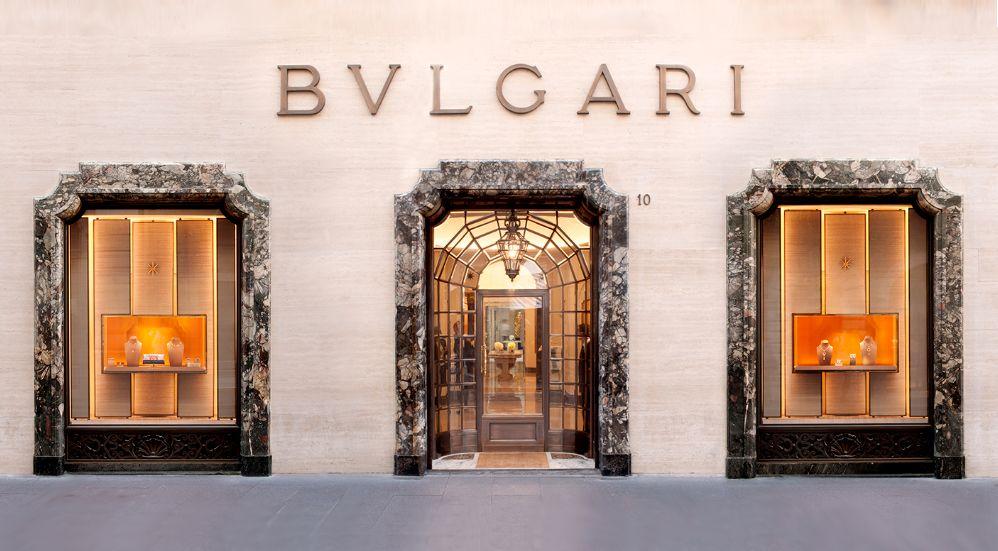 BVLGARI Stores and authorized retailers: Bulgari, the Italian ...