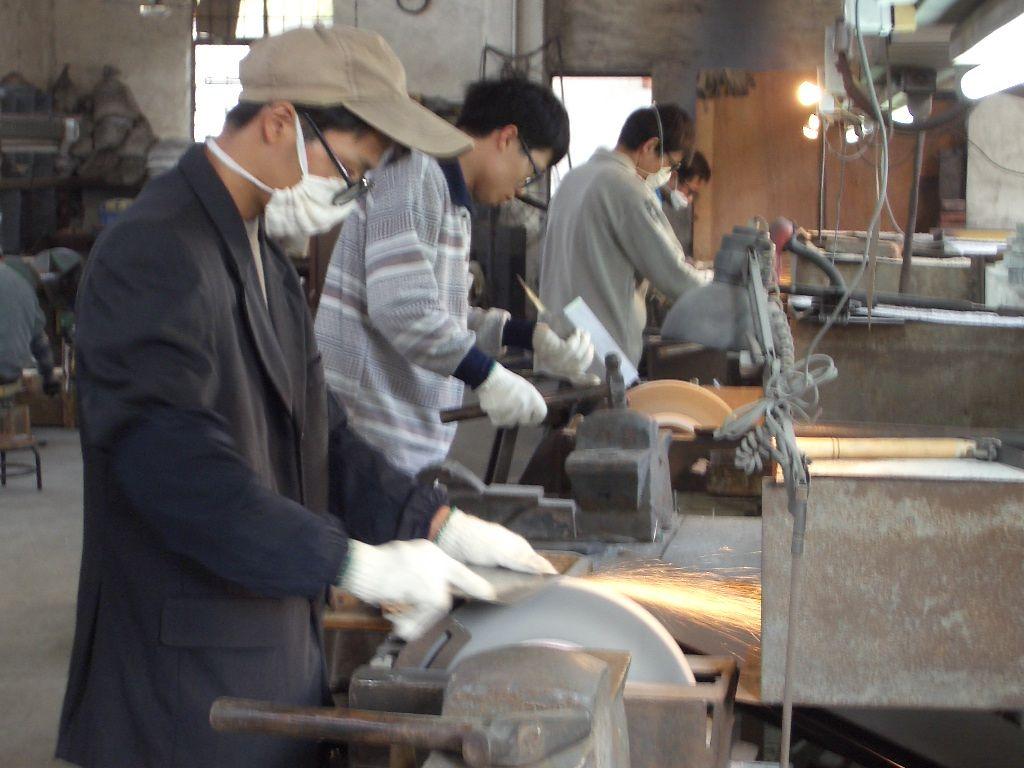 CCK Blacksmiths.