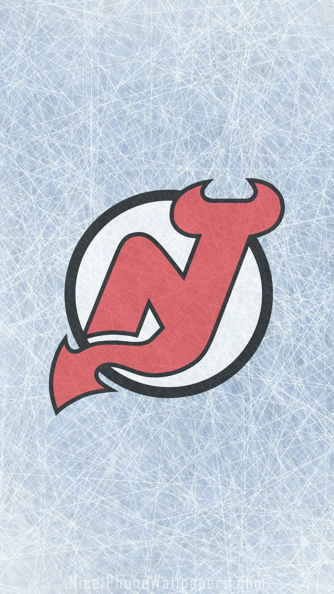 New Jersey Devils New Jersey Devils Nhl Logos Iphone Wallpaper Sports