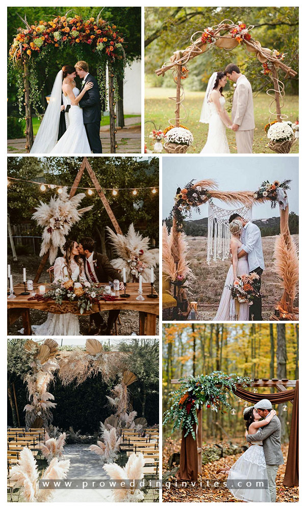 50 Inspiring Ideas To Add Vintage Charm To Your Wedding Decors Wedding Decorations Wedding Fall Wedding Ceremony