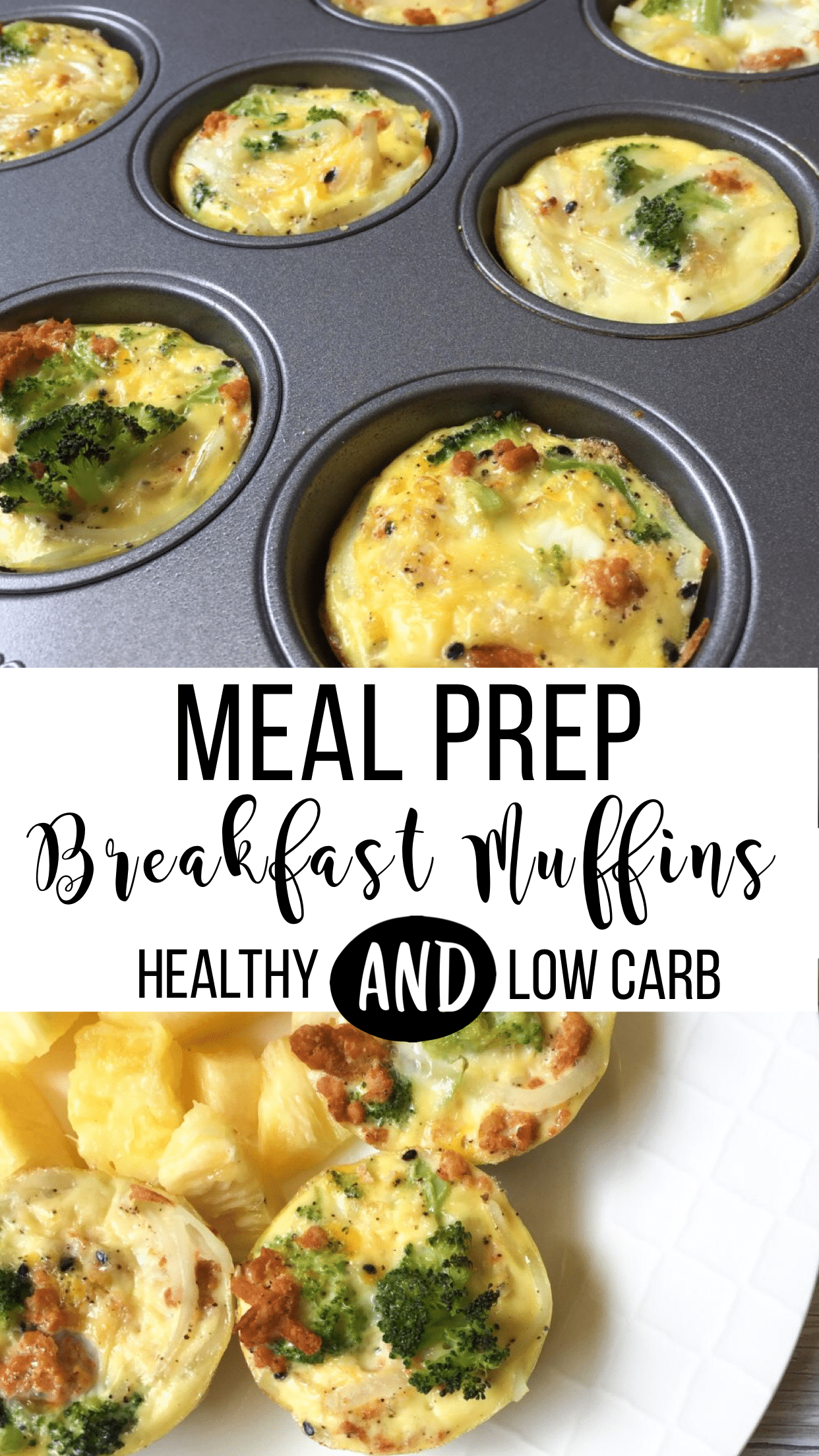 Meal Prep Breakfast Muffins: Quick & Easy - Beauty and the Bench Press -   19 meal prep recipes healthy breakfast ideas