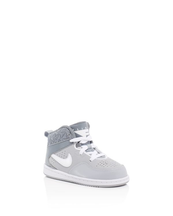 0852eadd4 Baby boy sneakers   Nike high top. Oh gosh . . . so cute!