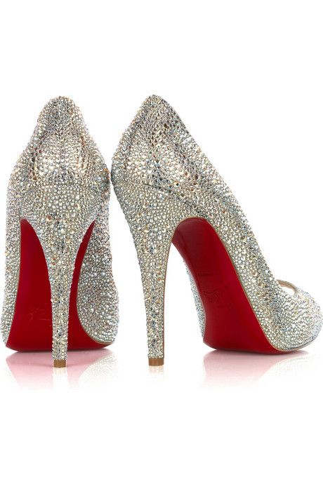 0820a291371 Christian Louboutin wedding heels. Who else?   Things I love in 2019 ...