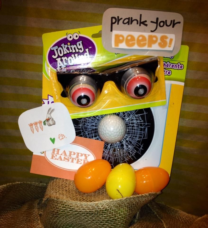 Prank your peeps the perfect easter gifts and ideas for anybody the perfect easter gifts and ideas for anybody on your list negle Image collections