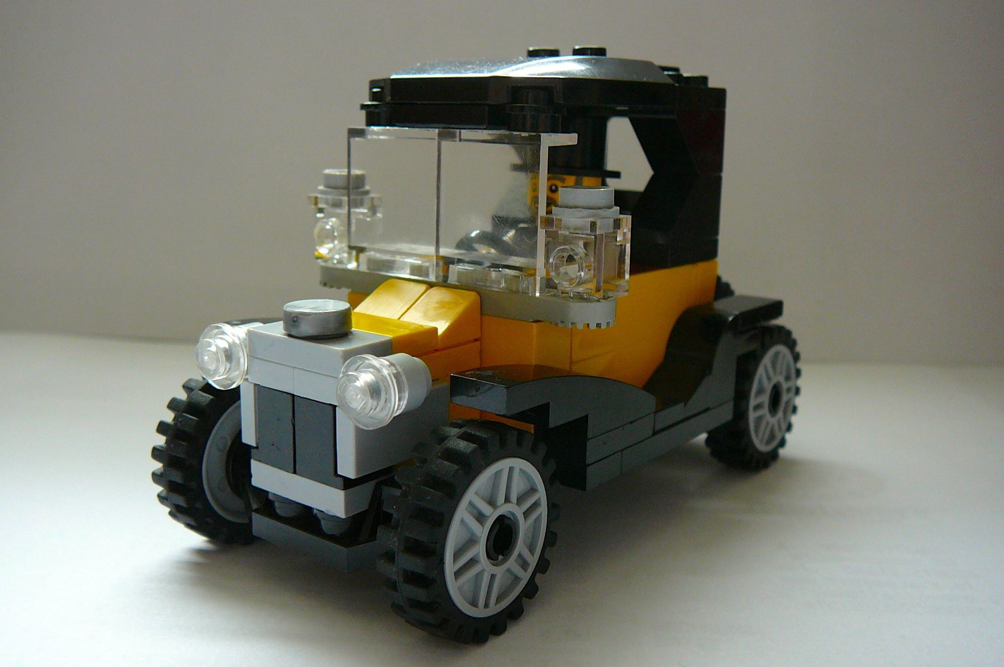 This Is A Model Of The Famous Ford Model T I Tried To