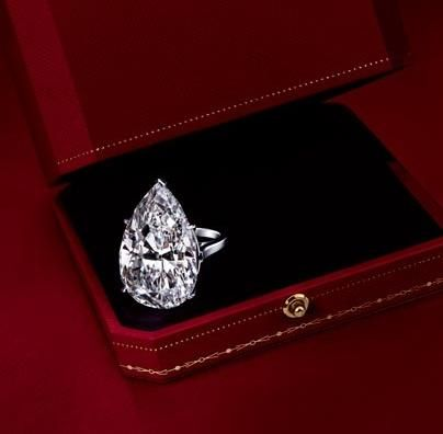 Oval Shape Cartier Engagement Ring Oh Yes A Girl Can Only Dream