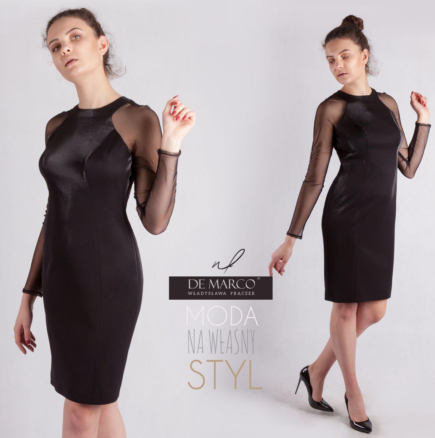 8a2c59785b7756 De Marco sklep exclusive sukienki na każdą okazję. #demarco #frydrychowice # sukienka #
