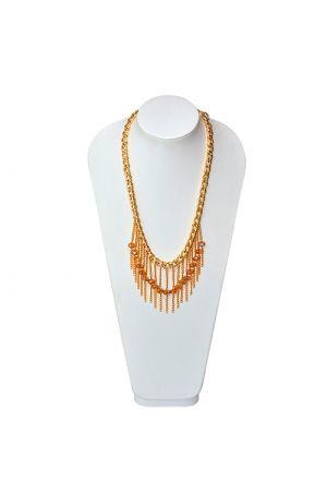 6c22cc1e4 Collar Lluvia de murano amarillo joyas y accesorios top 10 colombia,  tendencias , moda fashion