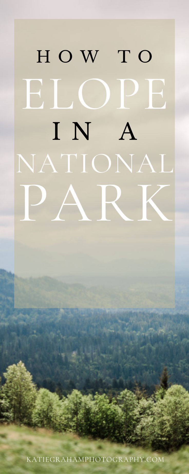 How to elope in a national park adventure wedding elope