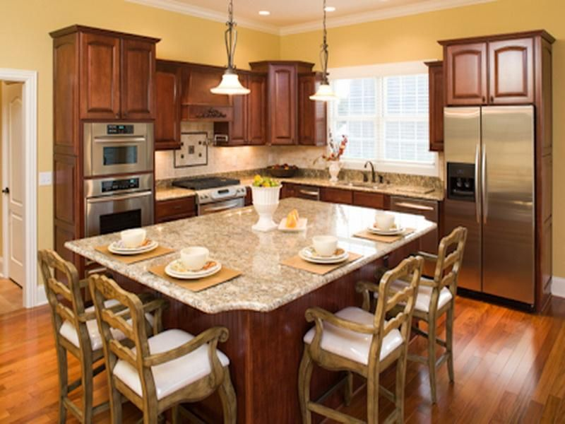 eat in island kitchen radio kitchen islands bob s blogs kitchen designs 7017