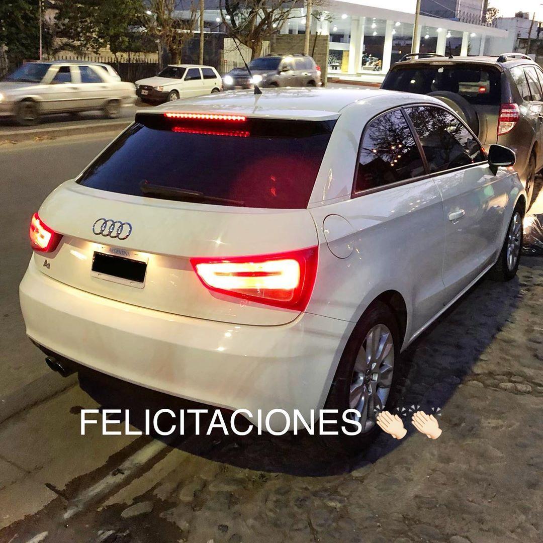 Entrega De La Semana Audi A1 Ambition 1 4 Tfsi 2011
