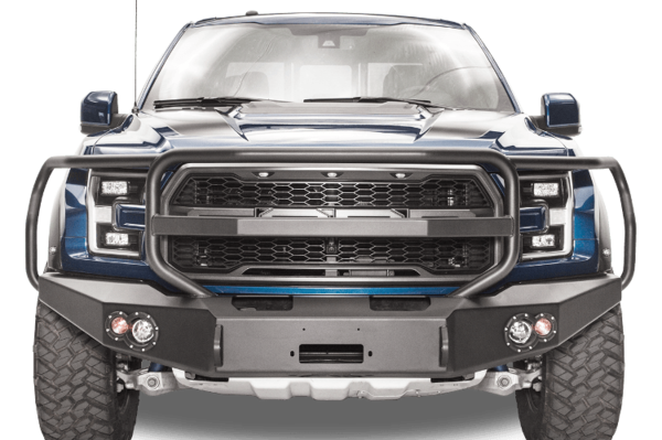 Fab Fours Ff17 H4350 B Ford F150 Raptor 2017 2018 Premium Front
