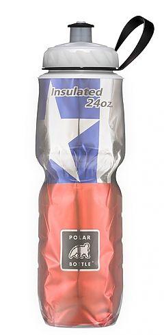 53f566288c Chile Flag Water Bottle | World Flag Bottles | Water bottle, Bottle ...
