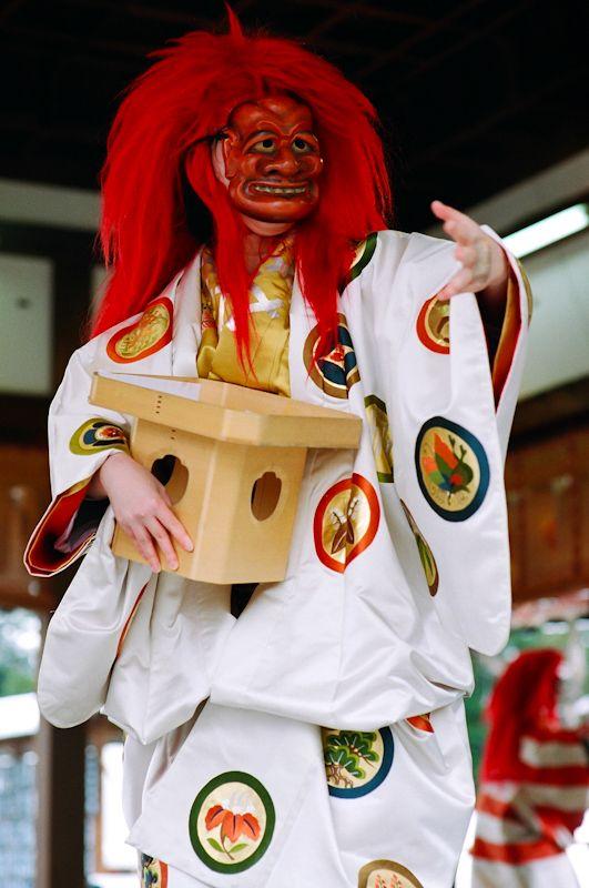 travel asian japan setsubun at yasaka shrine in kyoto