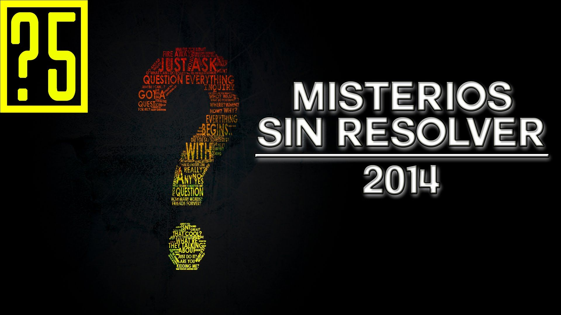 Los 5 mayores Misterios Sin Resolver de 2014