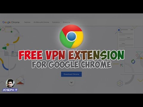 Best Free Vpn Extension For Chrome 2018