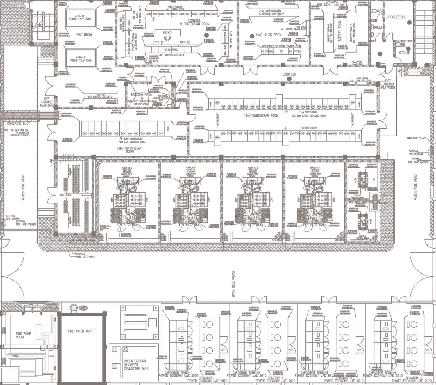 Substation Equipment Layout (1500×1323) http://www
