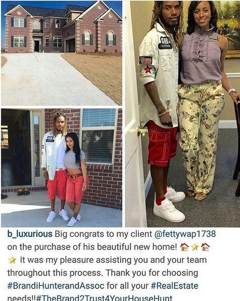 fetty wap buys a house | FETTY WAP | Buying a new home
