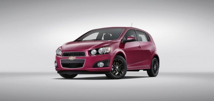 All New Chevrolet Aveo Sonic Delayed Until 2016