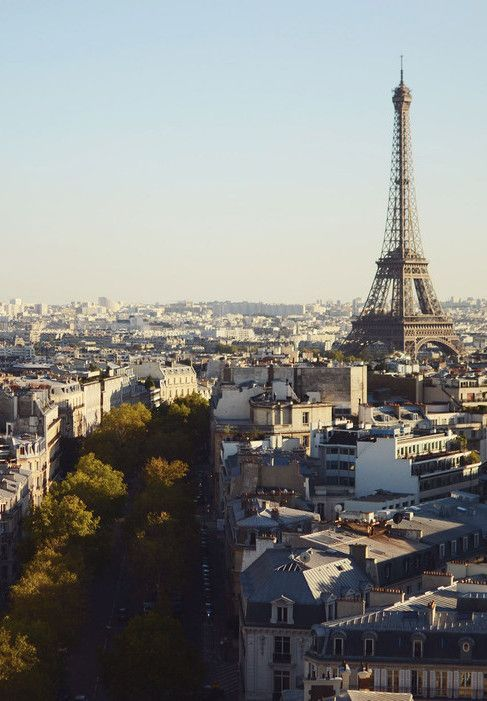 How To Get From Arc De Triomphe To Eiffel Tower