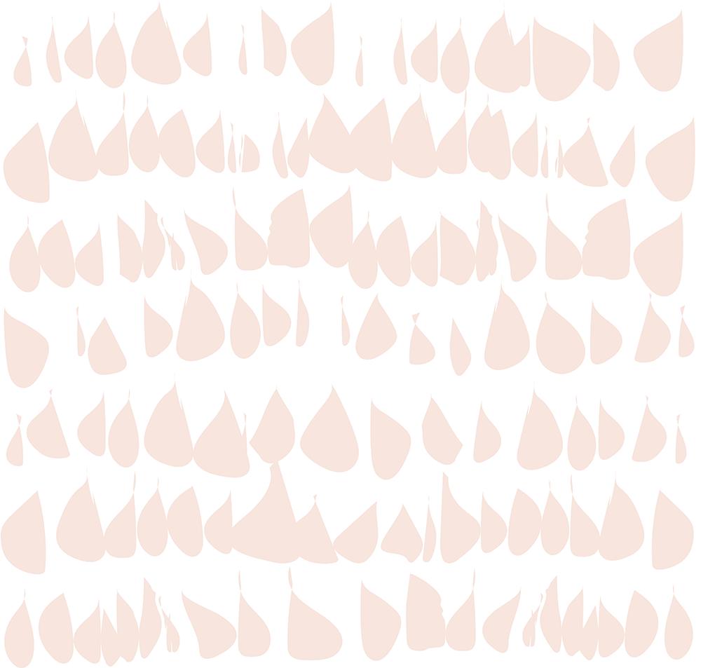 Spoonflower Stoff - rosa Tropfen Muster für dein nächsten Kleid ...