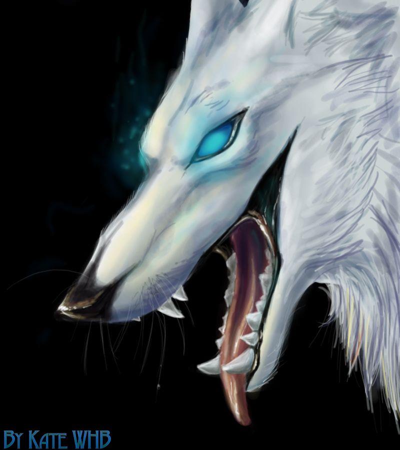 black demon wolf - Google Search | Big Bad Wolves ... - photo#39