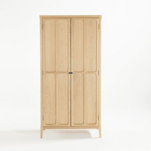 Armoire penderie 2 portes, Eugénie Armoires - porte d armoire coulissante