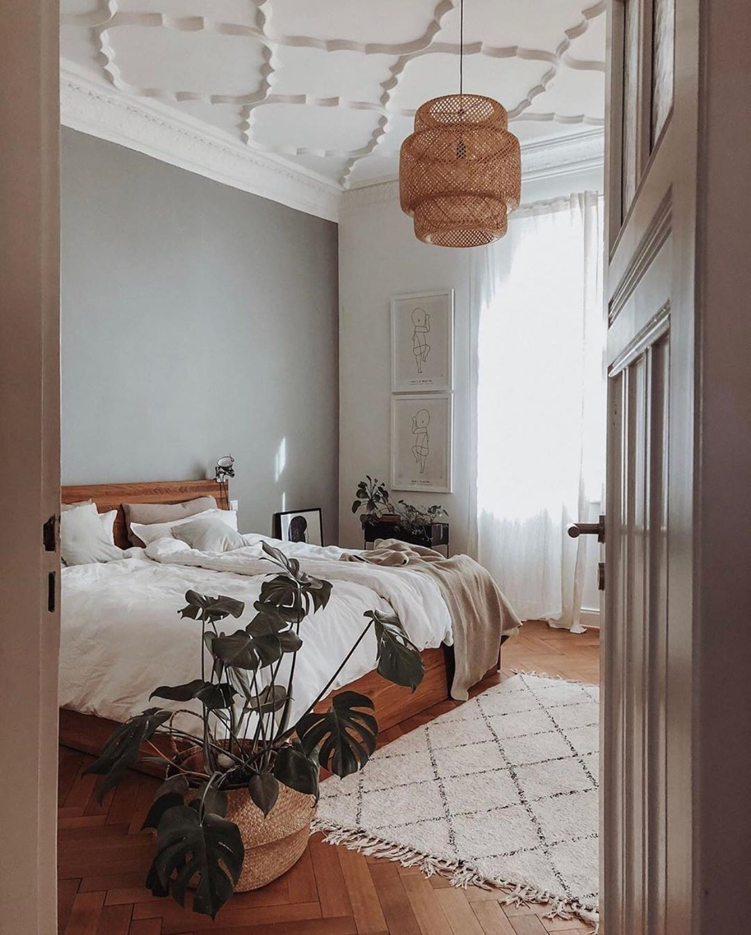 Bedroom Inspiration Morninglandscapes Posted On Instagram Aug 28 2020 At 8 03am Utc In 2020 Home Decor Scandinavian Home My Scandinavian Home