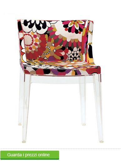 Sedie Kartell Mademoiselle Philippe Starck - offerte, prezzi ...
