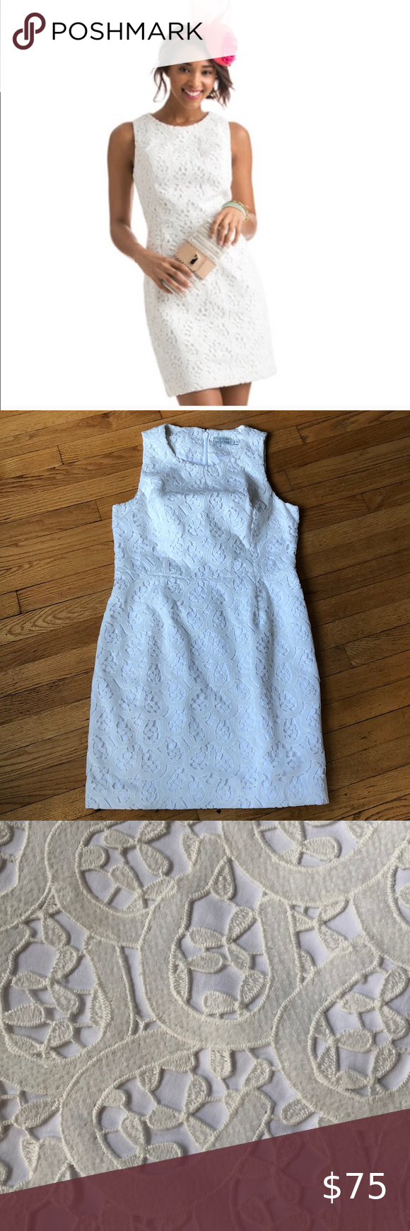 Gorgeous Vineyard Vines White Lace Dress Lace White Dress Lace Dress Dresses [ 1740 x 580 Pixel ]